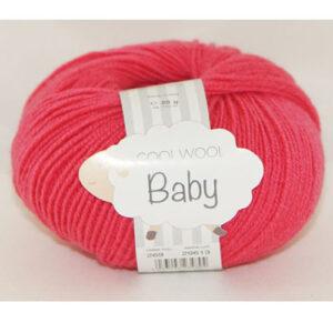 Cool Wool Baby 25 gram 269 fuchsia