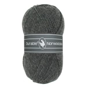 Durable Norwool Plus 001 grijs-0