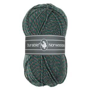 Durable Norwool Plus M433 groen beige