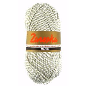 sokkenwol Zareska Maris 9122 wit beige