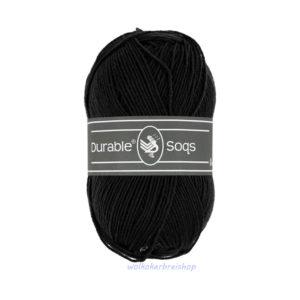 Durable Soqs 325 zwart