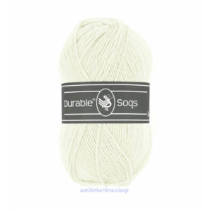 Durable Soqs 326 Ivory