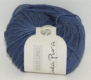 Solo Lino 013 donker jeans