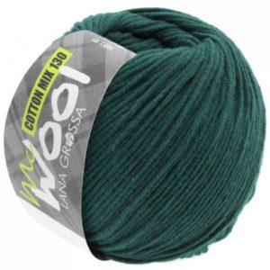 Mc Wool 130 cotton mix 162 donker petrol