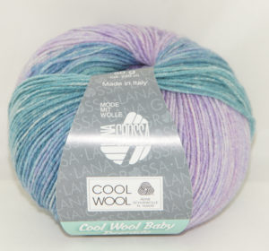cool wool babay degrade 513 lana grossa