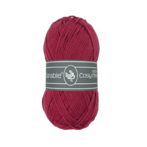 Durable Cosy Extra Fine 222 Bordeaux