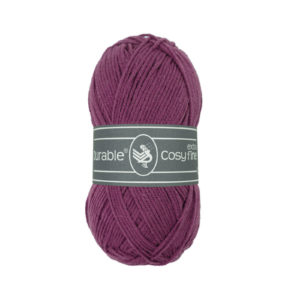 Durable Cosy Extra Fine 249 Plum