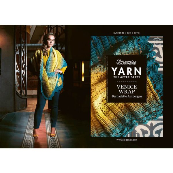 YARN afterparty 39 Venice Wrap