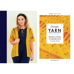YARN afterparty 67 Boho Chic Cardigan