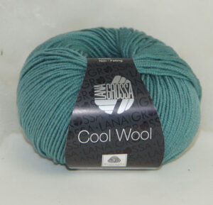 Cool Wool 2072 Donkermint