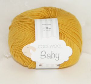 Cool Wool Baby 280 Oker