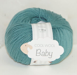 Cool Wool Baby 284 Donkermint