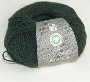 Cool Wool 106 Donkergroen