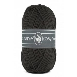 Durable Cosy Fine 2237 Charcoal