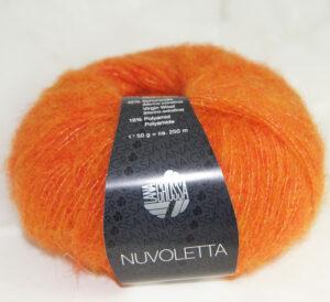 Nuvoletta 013 Warm Oranje
