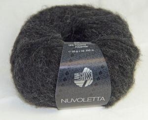 Nuvoletta 016 Zwart
