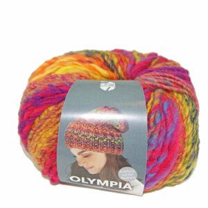 Olympia 077 Oranje Rood Geel