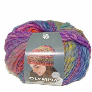 Olympia 080 Violet Blauw Petrol Roze