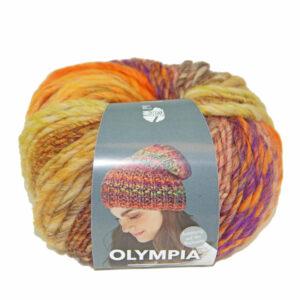 Olympia 086 Beige Oranje Paars