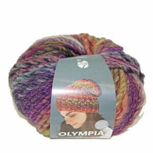 Olympia 088 Aubergine Grijs Olijf