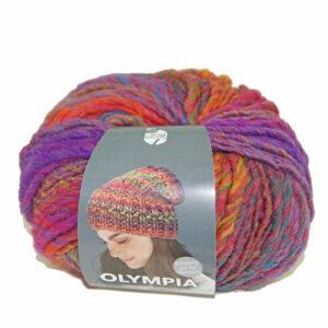 Olympia 089 Violet Bordeaux Blauwlila Oranje