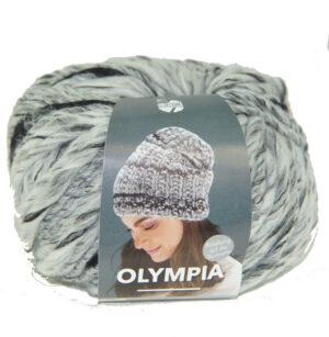 Olympia Denim 251 zwart wit grijs