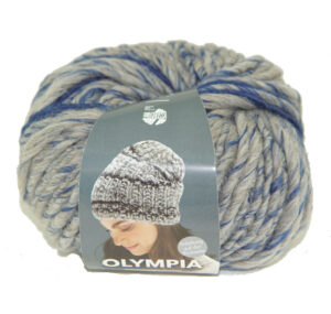 Olympia Denim 256 grijs donkerblauw