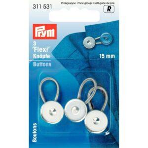 Flexiknopen 15 mm Prym 311 531