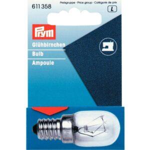Reservelamp normale fitting 15W Prym 611 358