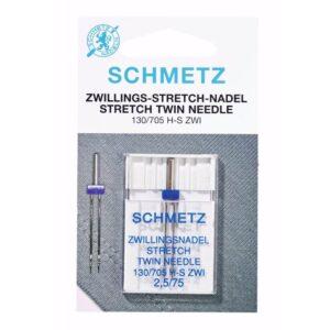 Schmetz Stretch Tweelingnaald