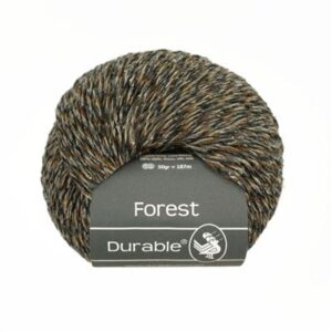 Durable Forest 4016 Bruin Donkergrijs
