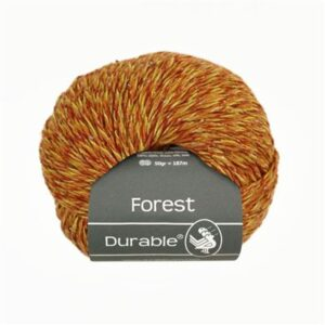 Durable Forest 4018 Terra Rood