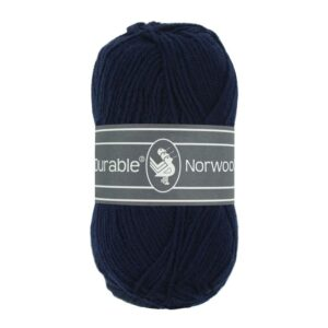 Durable Norwool 210 Donkerblauw