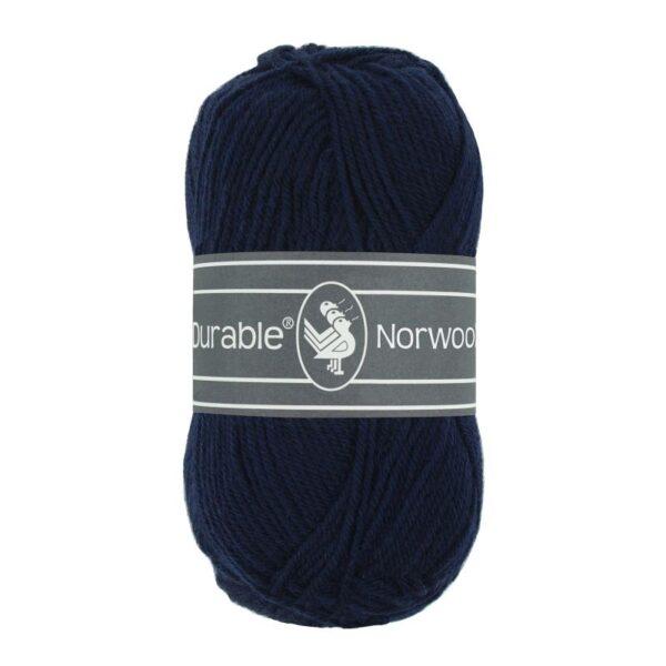 Durable Norwool 210 Donkerblauw