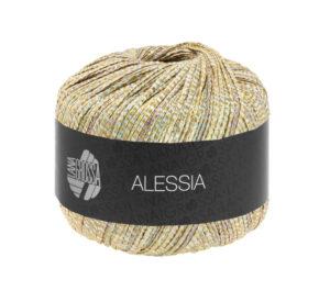 Alessia 004 (goudgeel, lichtgrijs, grijs bruin)