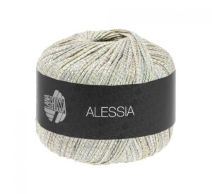Alessia 006 (ecru, zilvergrijs, grijsgroen)
