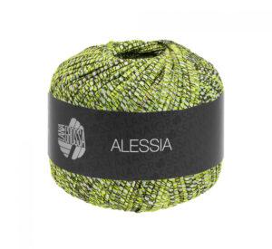 Alessia 008 (ecru, olijf, pistache)