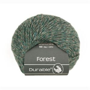 Durable Forest 4004 Petrol Grijs