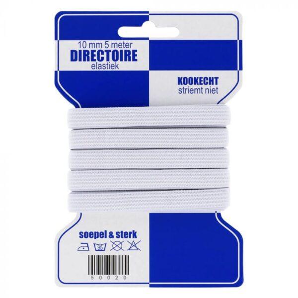 elastiek blauwe kaart