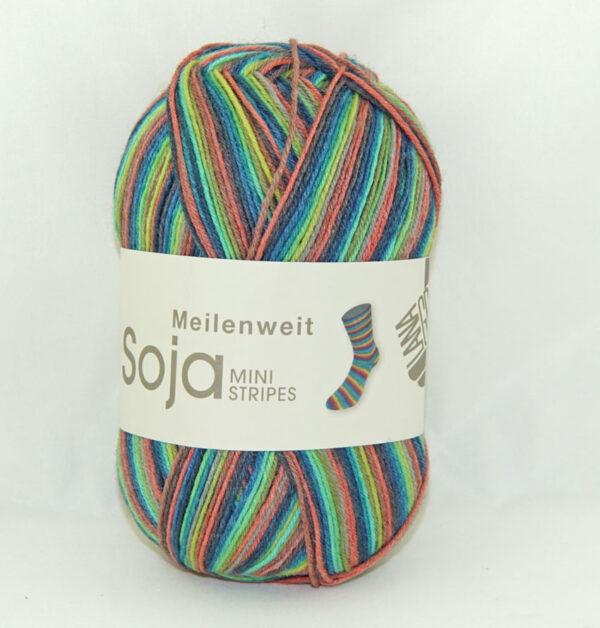 Meilenweit Soja Mini Stripes 332