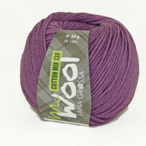 Mc Wool Cotton Mix 130 170 Lavendel