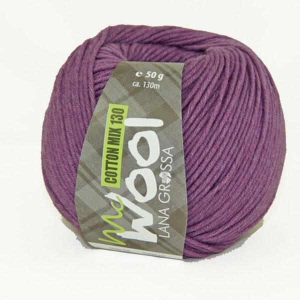 Mc Wool Cotton Mix 130 170 Lavendel
