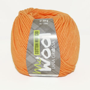 Mc Wool Cotton Mix 130 172 Apricot