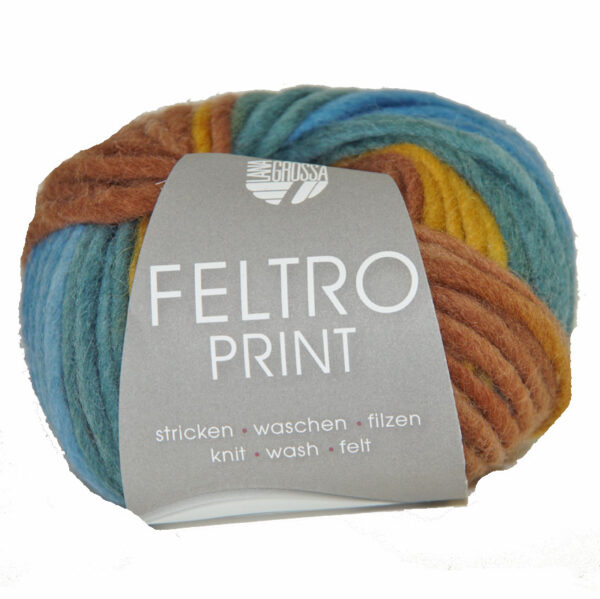 Feltro Print 386