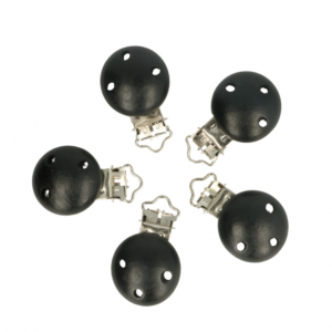 60834-5 speenklem zwart