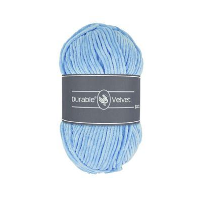 Durable Velvet 282 Light Blue
