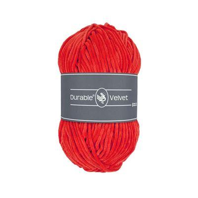 Durable Velvet 318 Tomato