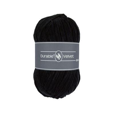 Durable Velvet 325 black