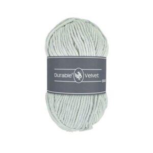 Durable Velvet 415 Chateau Grey