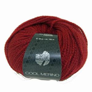Cool Merino 001 Warmrood